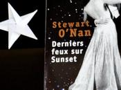 Derniers feux Sunset Stewart O'NAN