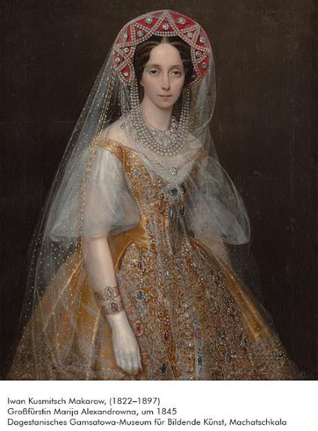 Les Princesses de Hesse dans l'histoire russe, une exposition du Musée des icônes à Francfort