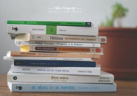 Rétrospective et résolutions littéraire-s