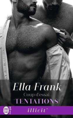 Tentations Tome 1 : Coup d'essai d'Ella Frank