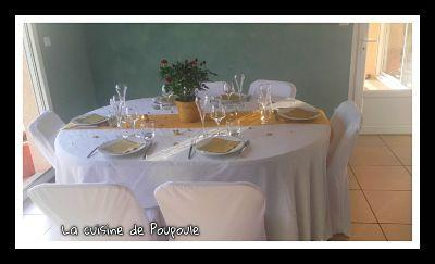 Table adulte