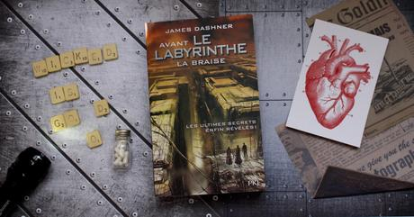 La Braise – James Dashner