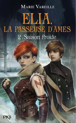 Saison froide : le deuxième tome d'Elia la passeuse d'âmes disponible en librairie