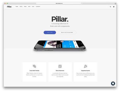 10 templates parfaits pour votre site one-page