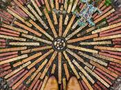 Mosaiques chaussures Sebastian Erras