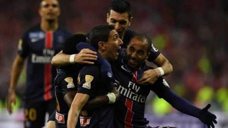 PSG groupe