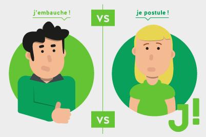 Employeur vs candidats : mêmes réflexes?