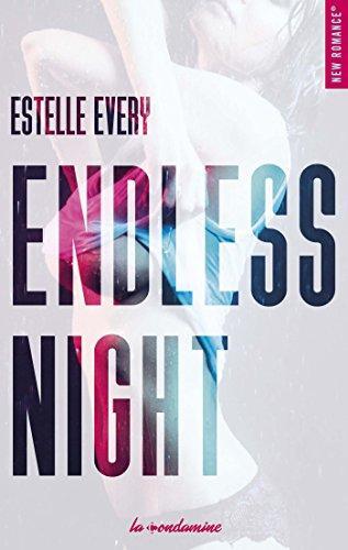 Mon avis sur le sensuel Endless Night d'Estelle Every