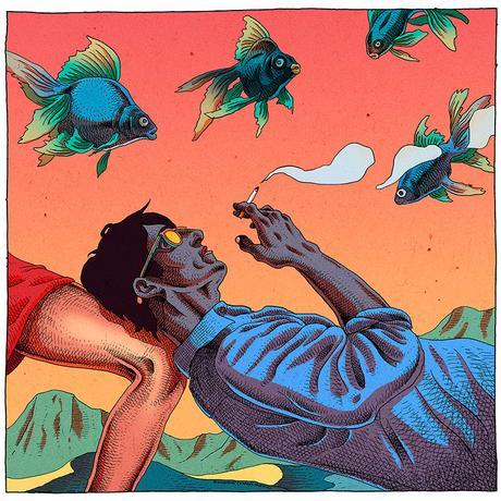 Expressive illustrations by Olivier Bonhomme