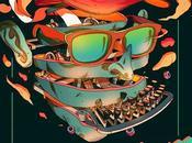illustrations expressives d'Olivier Bonhomme