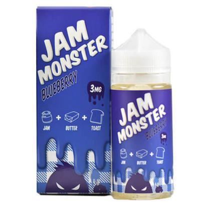 [Liquide] Test du Blueberry de Jam Monster