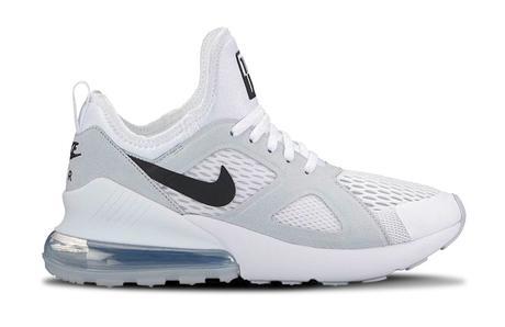 Nike Air Max 270 White inspirée par la Air Max 180