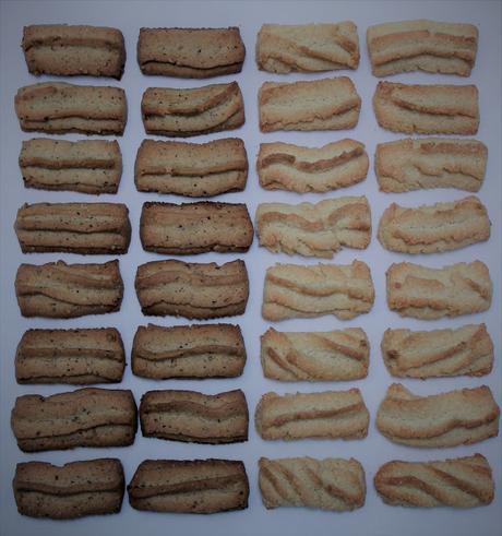 Biscuits Spritz alsaciens (Spritzbredele)