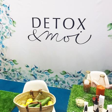 Commencez l'année en mode healthy avec le site internet Detox et moi !