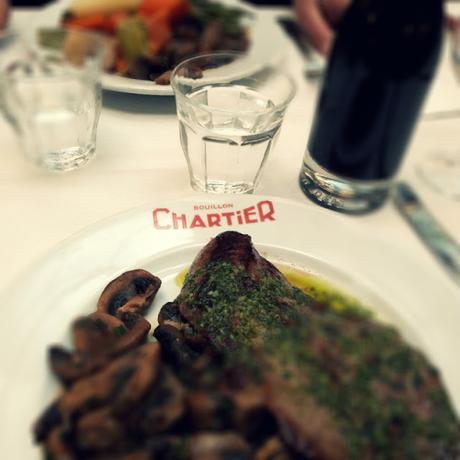 Bouillon Chartier restaurant Paris bistrot Belle Epoque bonne adresse institution parisienne restaurant pas cher