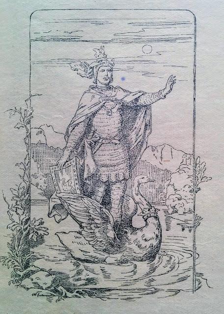 Paul de Thurn et Taxis en Lohengrin