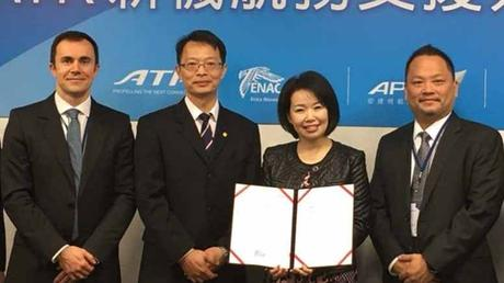ENAC and APEX team up to offer EASA pilot training programs in Taiwan