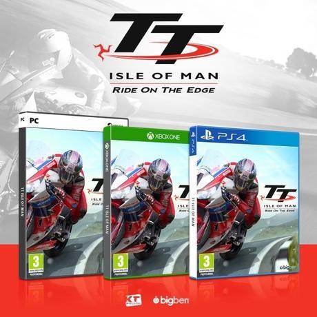 #Gaming : TT Isle of Man - THE RUSH, la vidéo en immersion totale !