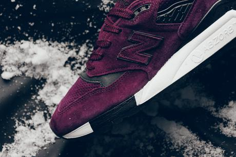 New Balance M998 Color Spectrum