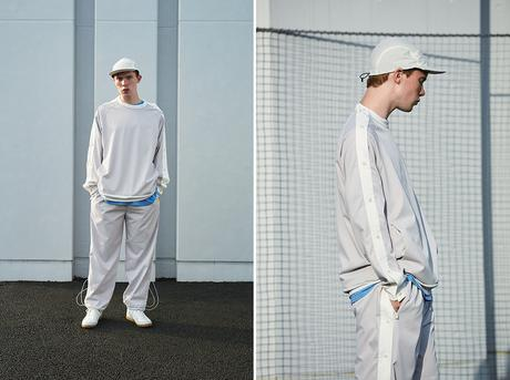 MEANSWHILE – S/S 2018 COLLECTION LOOKBOOK