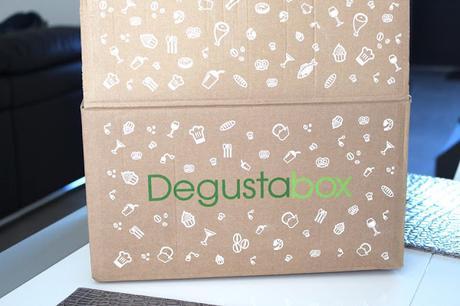 DÉGUSTA BOX DE DÉCEMBRE + CODE PROMO