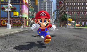 Extrait du teaser de Super Mario Odyssey