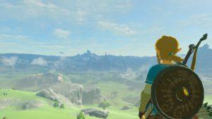 Legend of Zelda : Breath of the Wild