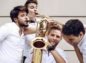 Whoop group saxophonistes polonais talent