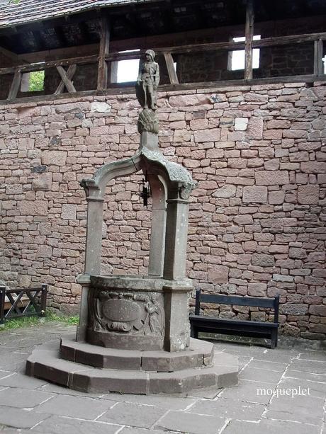 La France - Le château du Haut-Kœnigsbourg - 3