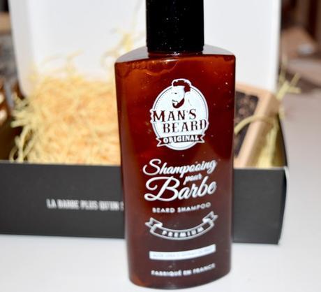 Protocole lavage de barbe Man's Beard