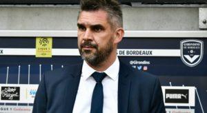 Jocelyn Gourvennec limogé par les Girondins de Bordeaux