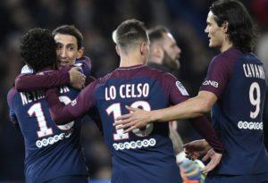 Victoire écrasante du PSG 8 but à 0 face à Dijon