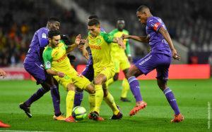 Match nul entre Toulouse et le FC Nantes