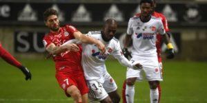 Match nul entre Amiens et Montpellier