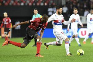 Une nouvelle fois buteur, Nabil Fekir a guidé Lyon vers la victoire