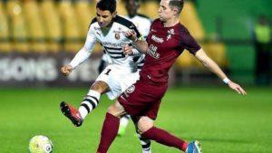 Metz prend un point en faisant match nul contre Rennes.