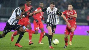 Angers - Montpellier