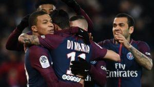 Victoire du PSG face au LOSC qui se rassure après 2 défaites de suite.