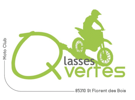 Rando moto de L'association des Q'lasses Vertes le 18 mars 2018 à Fougeré (85)