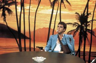 Scarface. The world is yours
