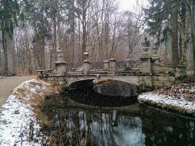 Nymphenburger Park 20.01.2018