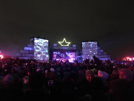 Live report : Petit Biscuit à l'Igloofest de Montréal