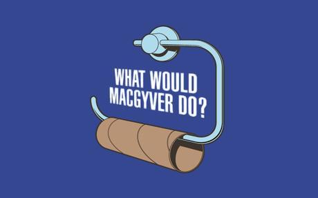 MacGyver est de retour ou la mort d'un mythe