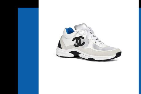 Chanel dévoile une collection de Chunky Sneakers