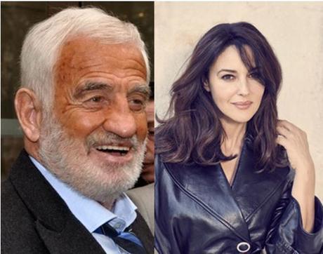 Monica Bellucci et Jean-Paul Belmondo seront les invités d'honneur des 23e Lumières de la presse internationale