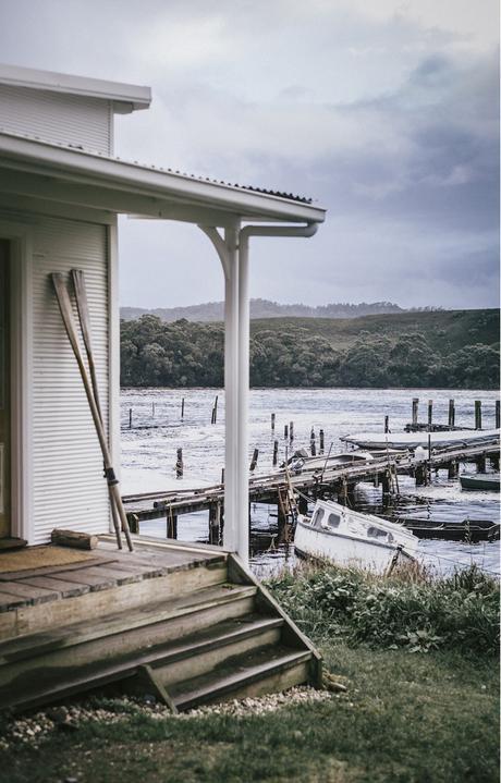 Un cottage en Tasmanie
