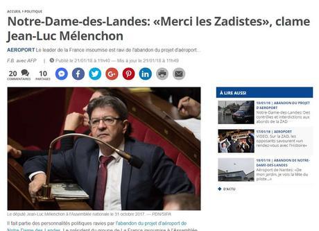France Insoumise mais quasi délinquante