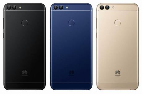 Nouveau smartphone milieu de gamme Huawei P Smart