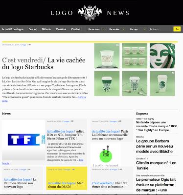 Livraison du nouveau Logonews
