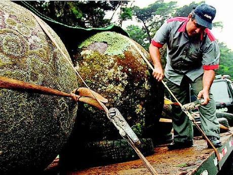 Le Costa Rica récupère un trésor archéologique au Venezuela (partie 1)